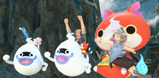 FINAL FANTASY XIV ONLINE X YO-KAI WATCH 03