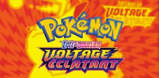 JCC Pokémon - Épée et Bouclier – Voltage Éclatant