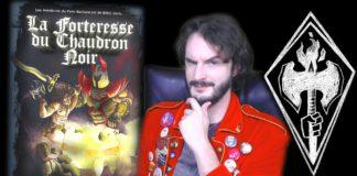 Les Aventures du Pyro-Barbare (et de Billy), La forteresse du chaudron noir