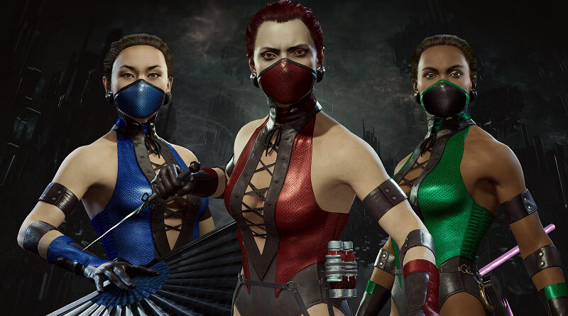 female mortal kombat xl characters