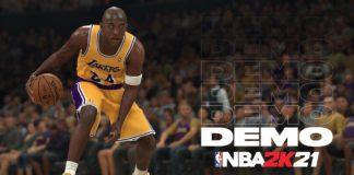 NBA 2K21 Demo