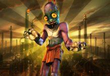 Oddworld New 'n' Tasty - Keyart_New N Tasty