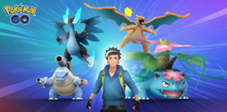 Pokémon GO megaevolution-launch