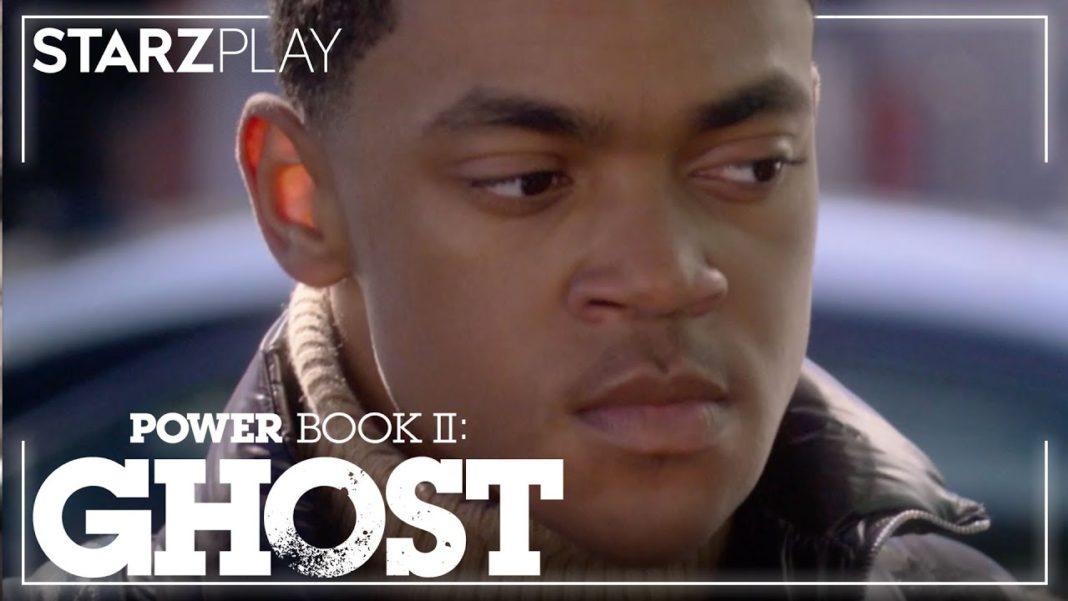 Power Book II- Ghost Starzplay