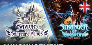 Saviors of Sapphire Wings X Stranger of Sword City Revisited