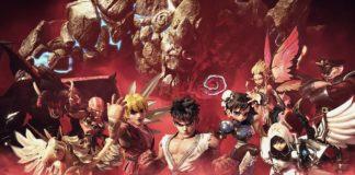 Summoners War X Street Fighter V