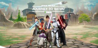 Les Sims 4 Star Wars : Voyage sur Batuu