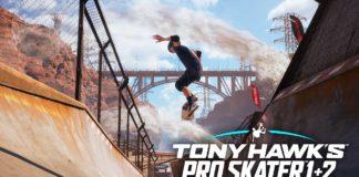 Tony Hawk's Pro Skater 1 et 2