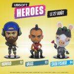 Ubisoft Heroes Series 2
