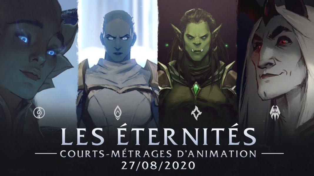 World of Warcraft - Les Éternités