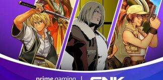 Amazon Prime Gaming SNK