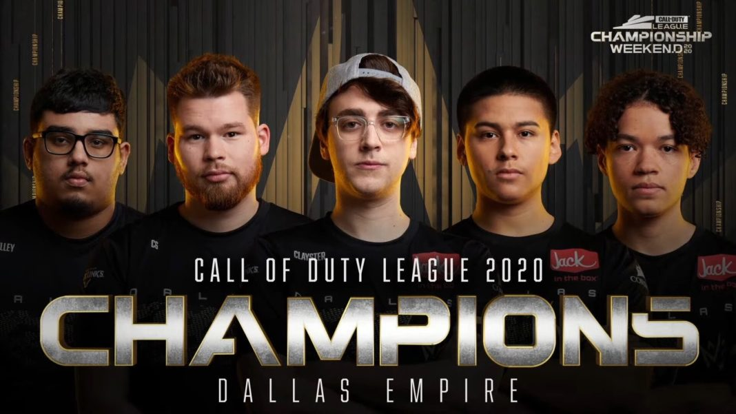 Call of Duty League 2020 01