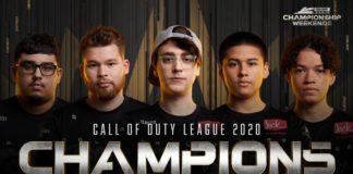 Call of Duty League 2020 01
