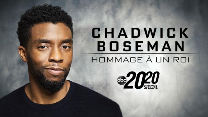 Chadwick Boseman - Hommage à un roi Le 25 septembre sur Disney+