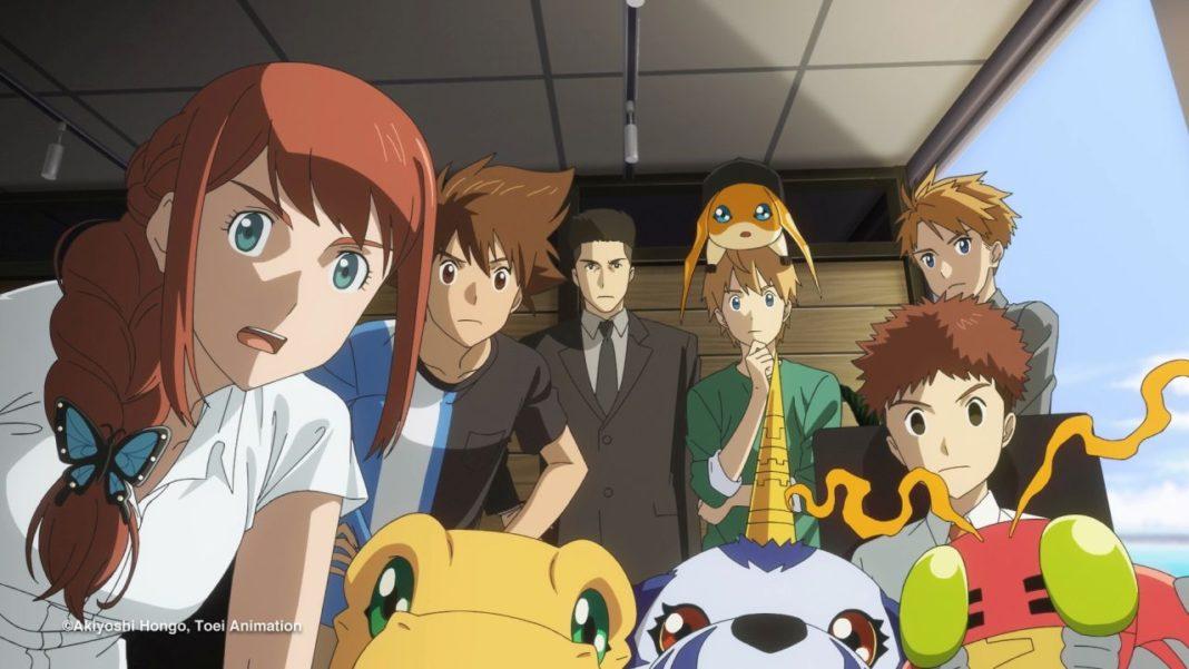 Digimon Evolution – Last Evolution Kizuna