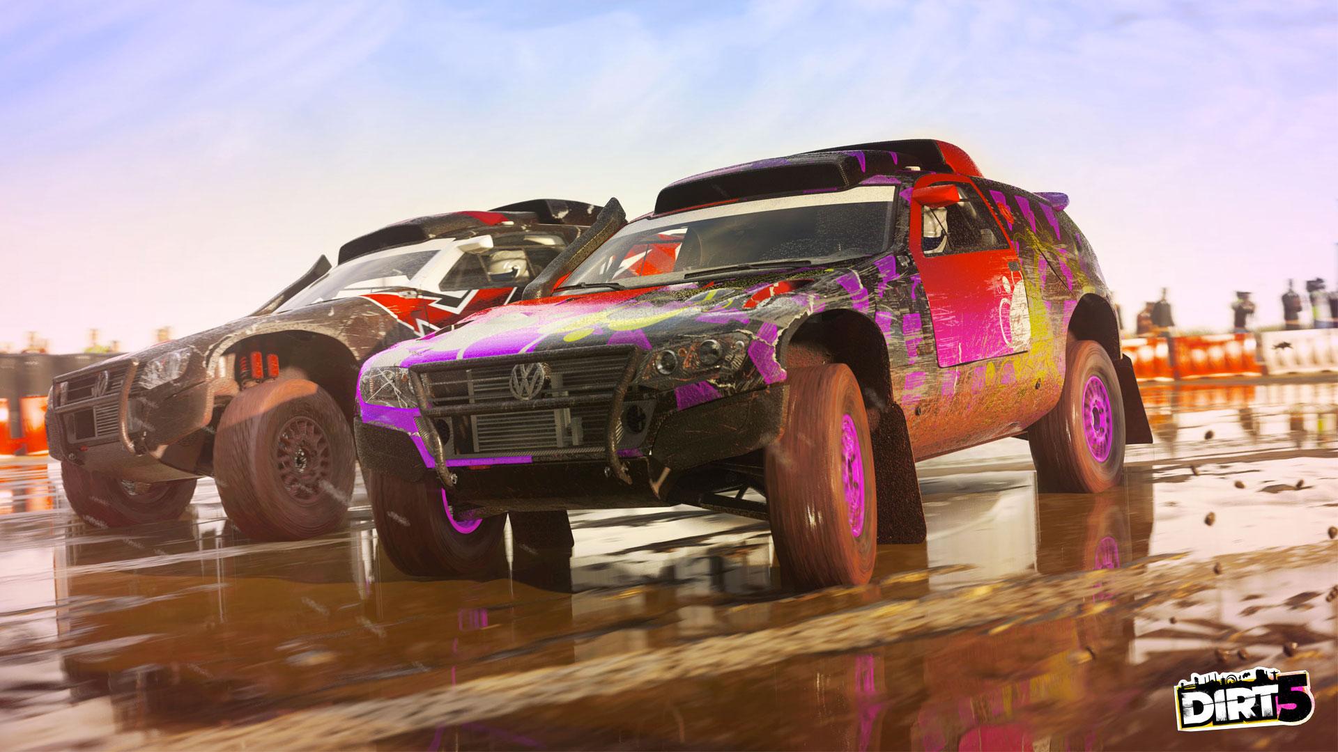 DIRT 5 : un trailer de gameplay inédit sur Xbox Series X
