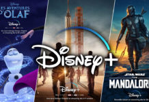 Disney+ Disney Plus Octobre 2020