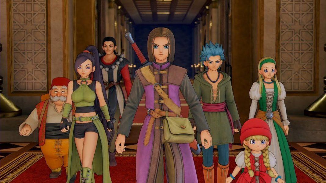 Dragon Quest XI S : Les Combattants de la destinée – Édition ultime