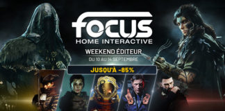Focus Home Interactive : Weekend Éditeur sur Steam