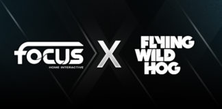 Focus Home Interactive X Flying Wild Hog