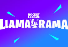 Fortnite X Rocket League Llama-Rama
