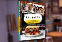 Friends - le livre de cuisine officiel 01