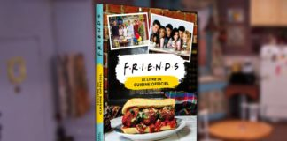 Friends - le livre de cuisine officiel 01