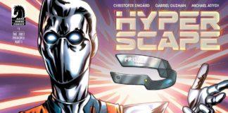 HYPER SCAPE #1 Le Premier Principe - Partie 1