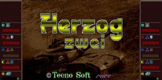 Herzog Zwei SEGA AGES