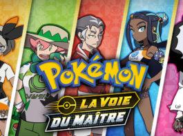 JCC Pokémon La Voie du Maître