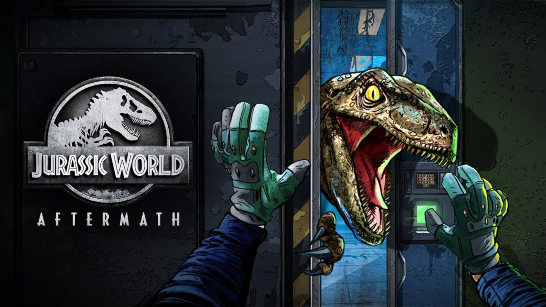 Jurassic World Aftermath VR | Oculus Quest