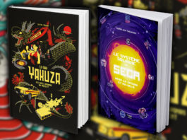 La Saga Yakuza - Le système solaire de SEGA - Third Éditions