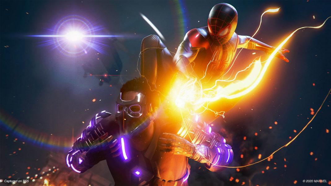 Marvel's Spider-Man- Miles Morales