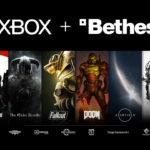Microsoft X Xbox X Bethesda