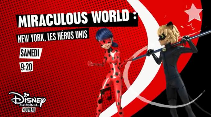 Miraculous World: New York, les héros unis