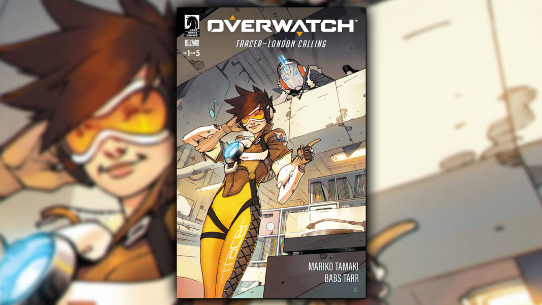 Overwatch: Tracer - London Calling 01