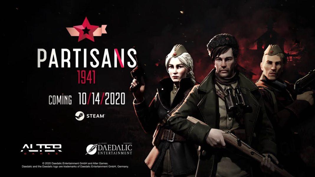 Partisans 1941