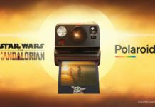 Polaroid X The Mandalorian