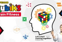 Professeur Rubik's Entraînement Cérébral