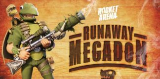 Rocket Arena Runway Megadon