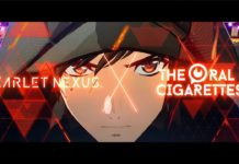 SCARLET NEXUS × THE ORAL CIGARETTES