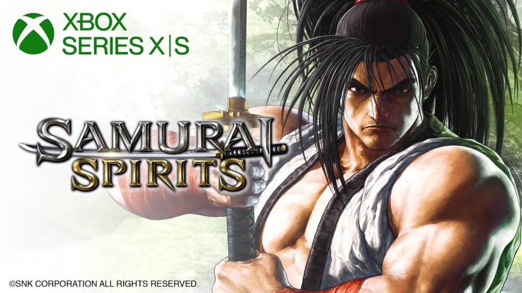 Samurai Shodown Xbox Series X : S