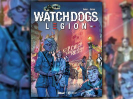 Watch Dogs - Legion Underground Resistance