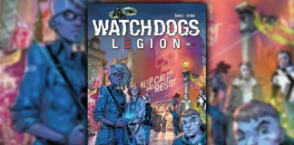 Watch Dogs - Legion Underground Resistance