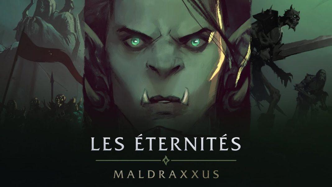 World of Warcraft - Les Éternités - Maldraxxus