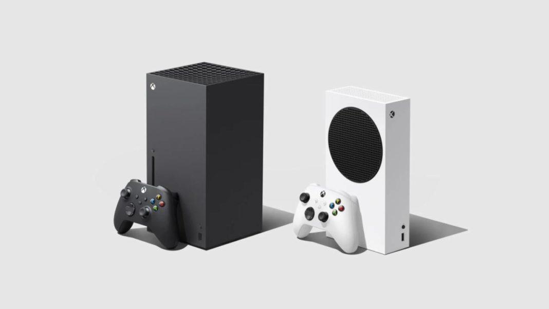 Xbox Series X - Xbox Series S 01