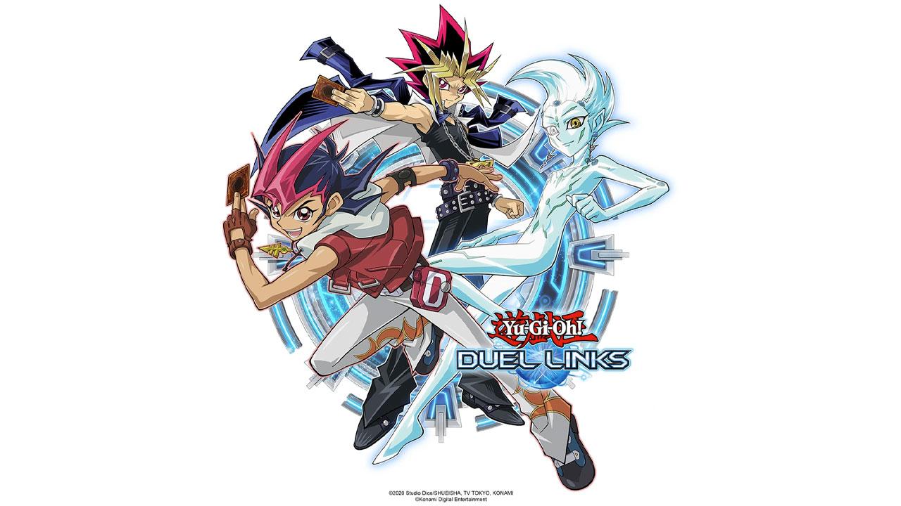 yugioh duel links  l'univers de zexal arrive le 29