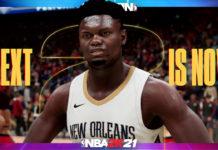 2K NBA 2K21 Mon EQUIPE Saison 2