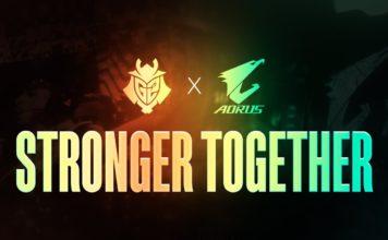 AORUS x G2 Esports