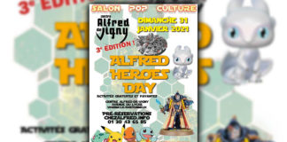 Alfred Heroes Day